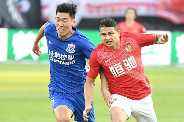 中超联赛官方公布第一阶段赛 上海申花将迎战广州恒大