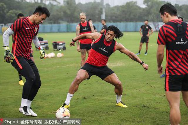 上海上港热身赛四连胜 中超赛季球员准备好了
