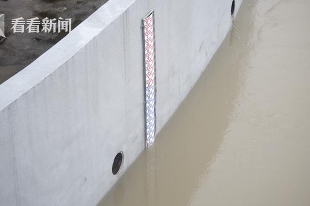 黄浦江未超警戒水位 上海协助太湖引水纳潮