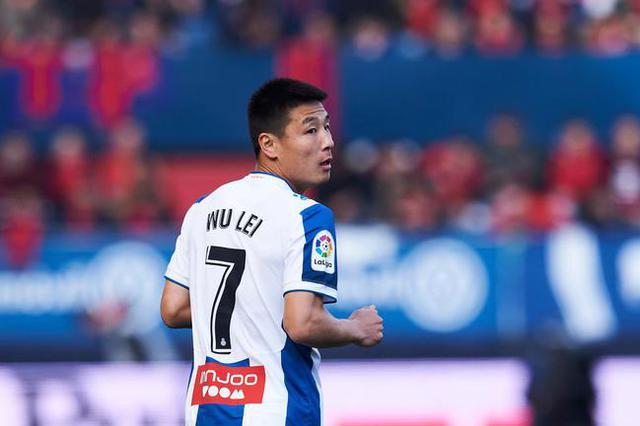 西班牙人主帅确认武磊留队:下赛季他会帮助我们
