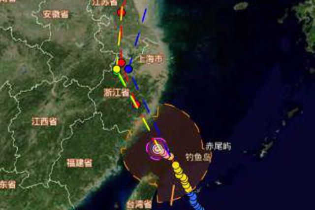 受台风黑格比外围影响 上海启动防汛防台IV级响应行动