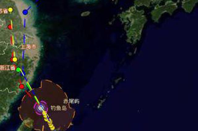 台风黑格比适逢风暴潮 上海市防汛办要求强化应急处置