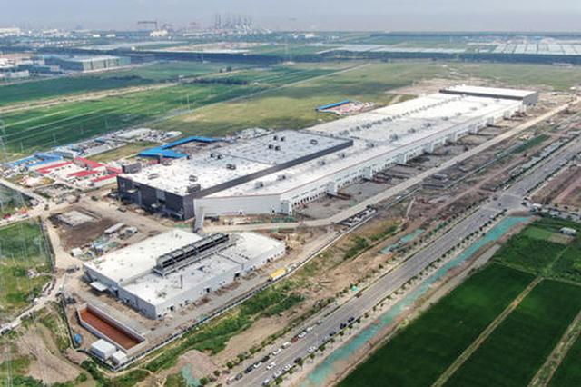 上海税务部门助力特斯拉创造中国奇迹 发票增量退税增速