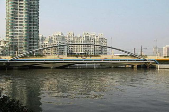 长寿路中幅桥启动改造 明年6月与北横通道西段一起通车