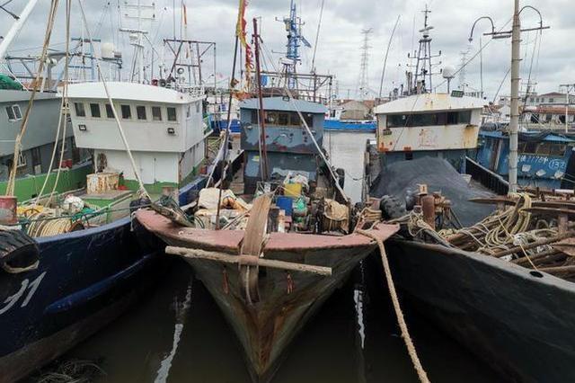 长江进入10年禁捕期 四人涉嫌非法捕捞被浦东警方抓获