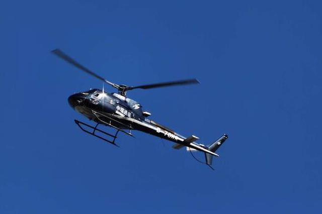 上海浦东多个小区持续被直升机噪音骚扰 涉事方回应