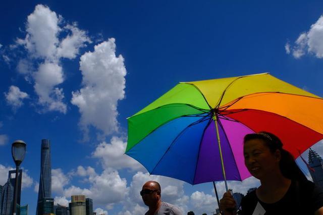 申城今起立秋高温天气仍频繁 下周最高气温直奔37℃
