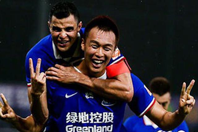 上海申花确认金信煜右脚胫骨骨折 将回上海手术