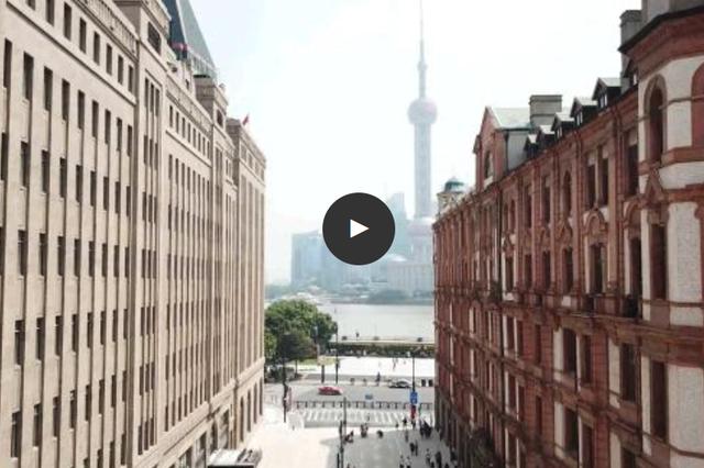 上海南京路东拓即将完成 警方调整周边交通线路