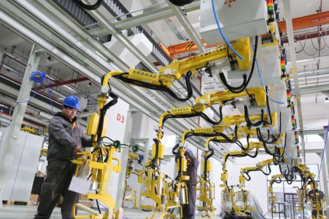 上海松江GDP四年年均增12.2% 高新技术企业三年翻番