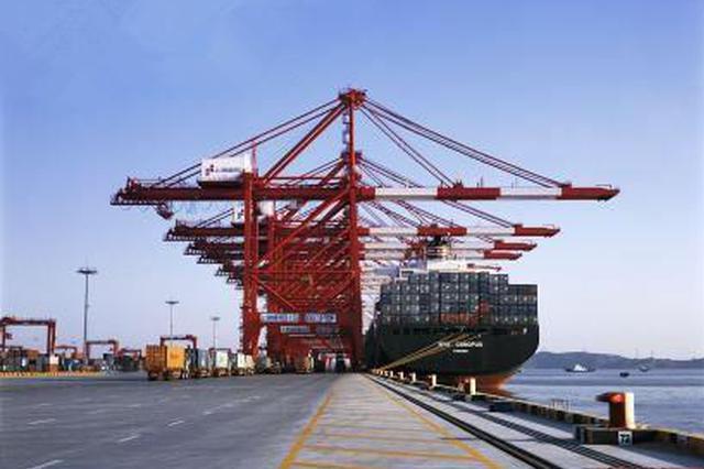 沪8月实现外贸进出口同比双增长 进出口额超3125亿元