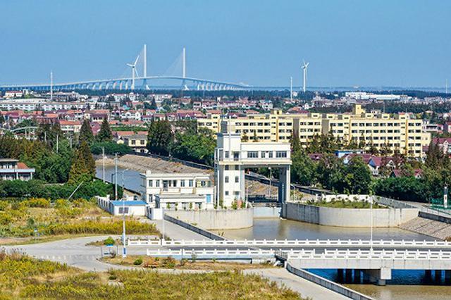 上海长兴岛一批重大产业项目集中签约 总规模近百亿元