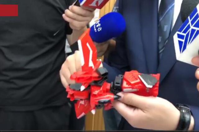 假冒迷你特工队玩具刚拆就坏 上海警方捣毁制售假网络