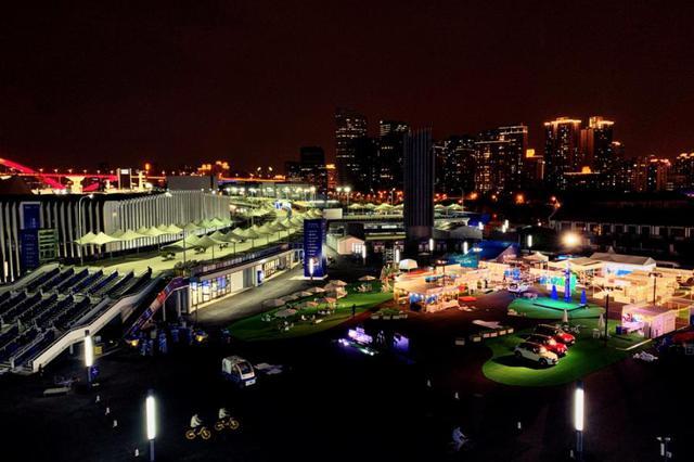 外滩大会举行布置1.3万㎡展厅 主会场今后作为电竞馆