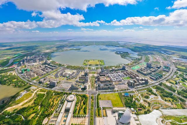 临港新片区招商引资强劲 两产业总投资已达1760亿元