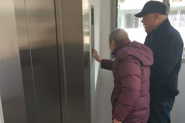 虹口加装电梯跑出加速度 在用在建在审的电梯共有68台