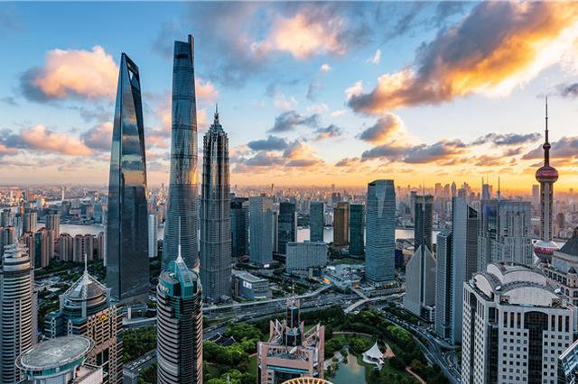 上海国际金融中心首次跻身全球前三