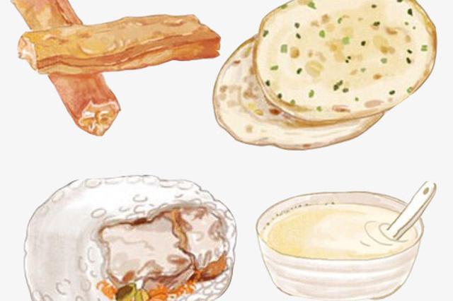沪上早餐新模式逐步显成效 可共享早餐单品超过1000个
