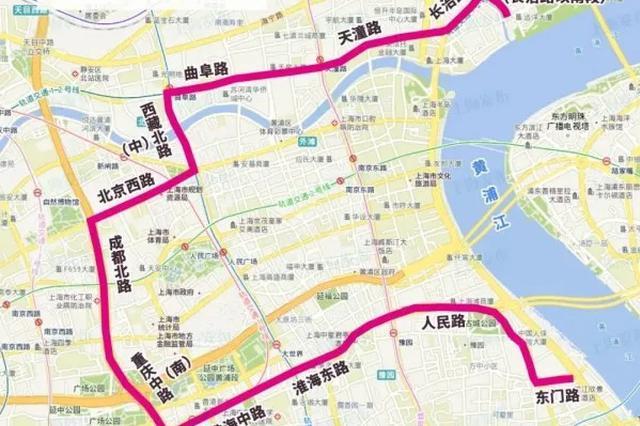 国庆前后 上海市部分区域、道路采取临时交通管制措施