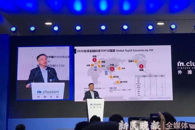2020全球金融科技中心城市报告发布 上海位列第一梯队