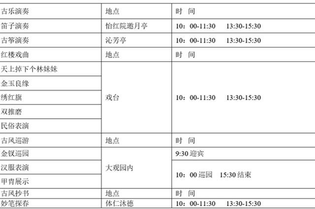 国庆中秋假期怎么玩 沪上各大景区140多项景区文旅活动