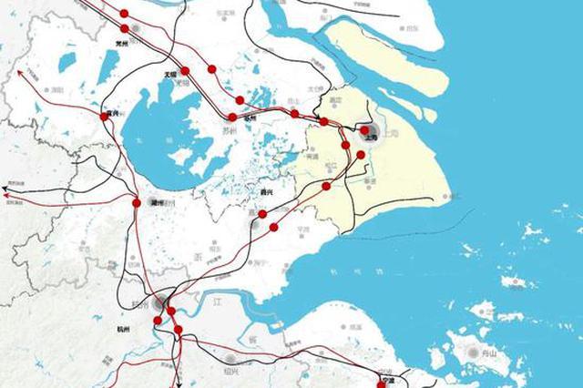 上海大都市圈協同規劃:把零散的藍圖拼成貫通的愿景圖