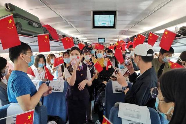 長三角鐵路迎來國慶假期客流高峰 發送旅客超252萬人次