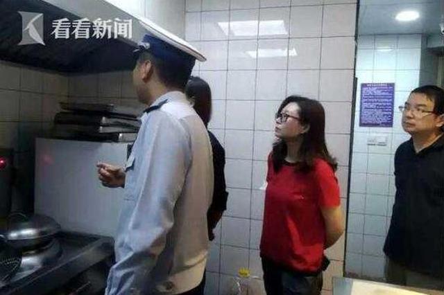 上海普陀区消防对重点景区开展消防安全专项检查