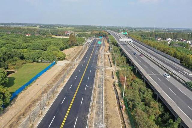 东航路将开通青浦往返吴江更方便 节省20分钟行车时间