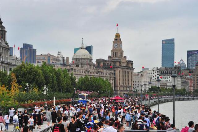 国庆长假前四日上海接待游客528万人次 郊区游客大增