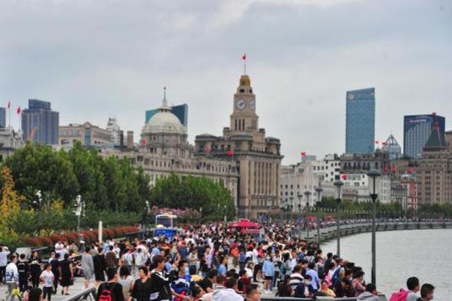 双节期间上海共接待游客883万人次 旅游市场恢复80%