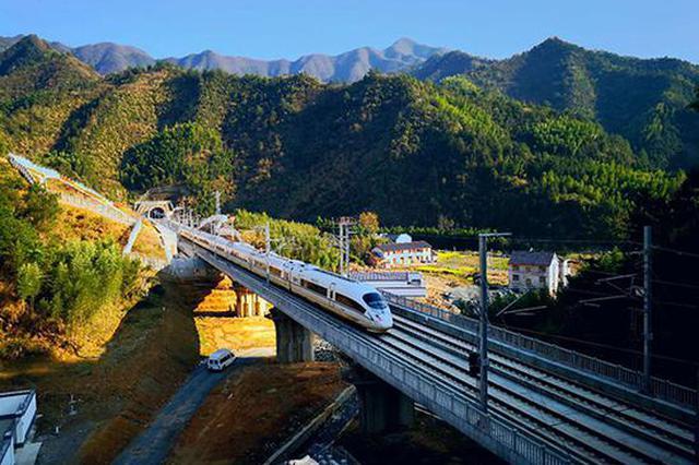 全国铁路实施新列车运行图 长三角增开旅客列车26.5对