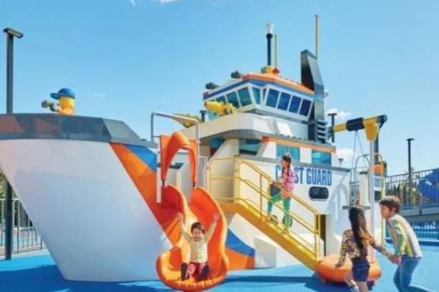 乐高乐园度假区投5.5亿美元落户枫泾 预期2023年后开园