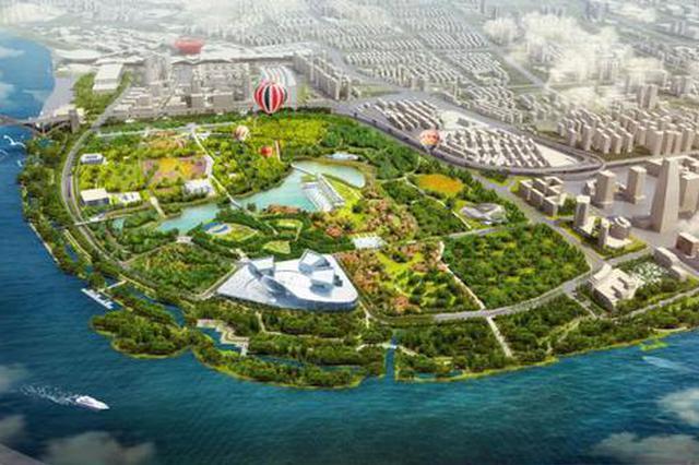 世博大道下穿世博文化公园 全长2353米 明年6月将通车