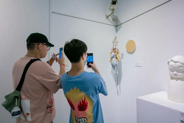 上海视觉艺术学院举办建校十五周年系列展 溯源再出发