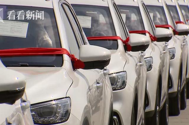 中国汽车行业第一条自主经营欧洲航线正式启航