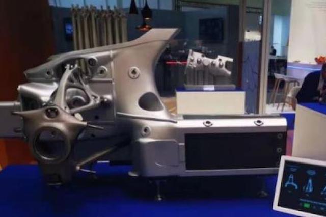 进博会汽车展区放大招 新产品新技术全球首发中国首展