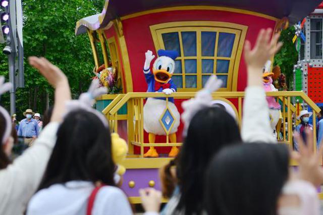 上海国际旅游度假区今年游客预计1400万 恢复至去年8成