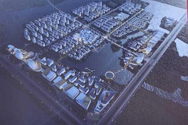 長三角示范區首個超大規模產業園開工 總投資260億元