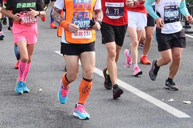 2020上海国际马拉松赛29日开跑 警方发布交通管制通告