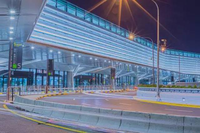 12月1日起虹桥机场T2停车库改造 车辆进出不受影响
