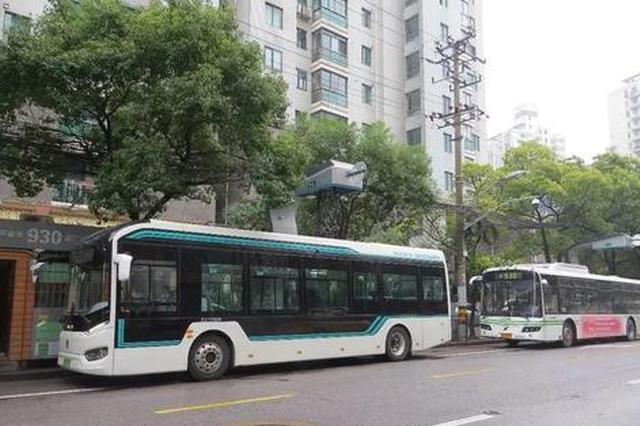 上海拟新增89辆超级电容公交车 将投放于17路等5条线路