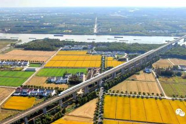 松江推进完善综合交通体系 一条铁路一座枢纽连通内外