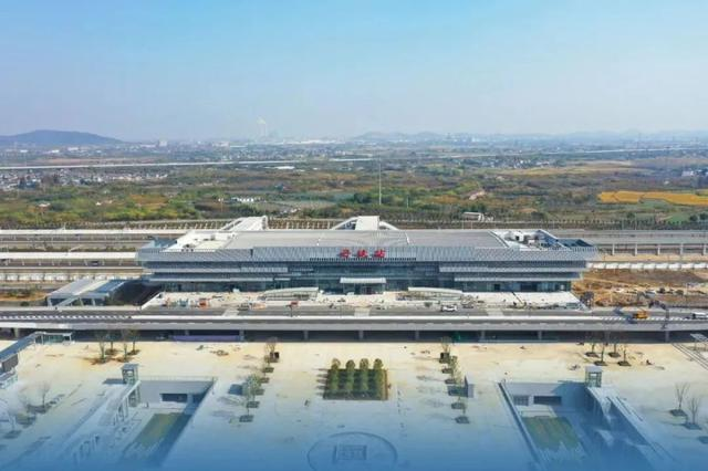 连淮扬镇铁路淮镇段通过初步验收 12月中旬将全线开通