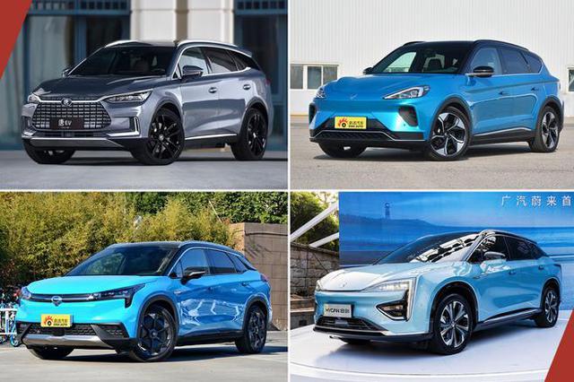 自主新能源必须出色 四款中型SUV推荐