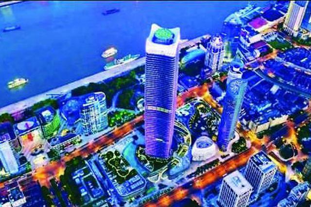 北外滩加快建设世界级会客厅 国客中心码头岸线向市民开放