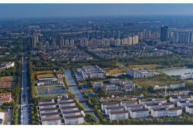上海松江叩响十四五新时代大门 瞄准科创持续发力