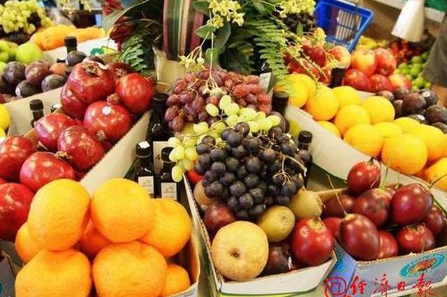 申城今年春节水果价格基本持稳 货源充足库存量大