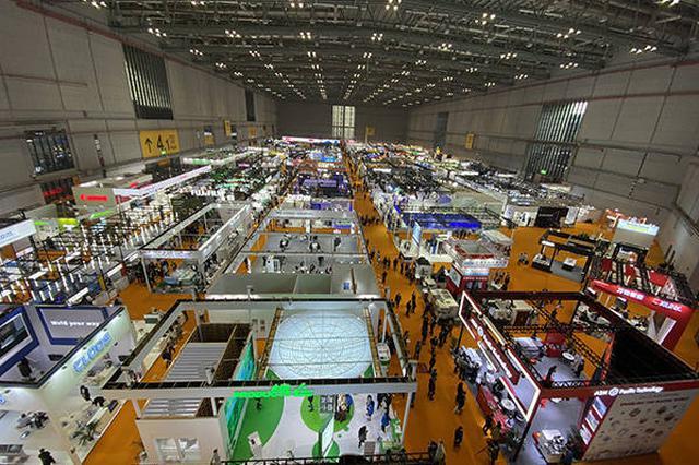 上海会展业交亮眼成绩单 国际化、品牌化发展成效显著