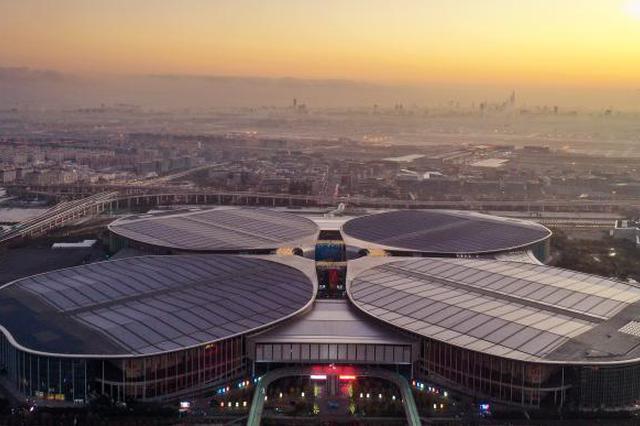 2021上海车展将于4月举办 预计展出规模36万平方米